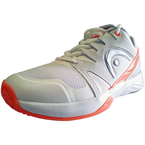 Team White Whnc Women's Tennis Orange Wo Argent Nitro HEAD Blanc 6nCwZqtY5