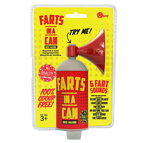 Fart in a Can (Burp Gun)