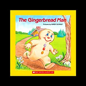 The Gingerbread Man [Scholastic] Audiobook