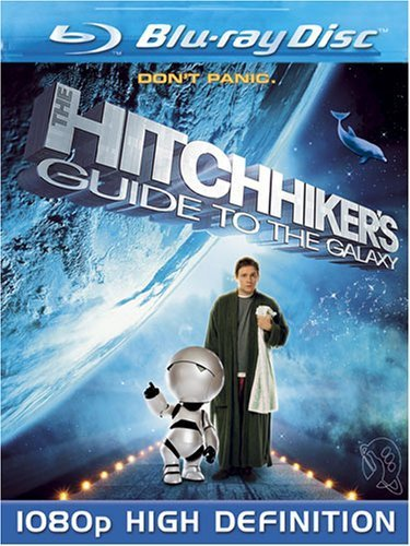The Hitchhiker's Guide to the Galaxy [Blu-ray] by Buena Vista Home Entertainment / Touchstone