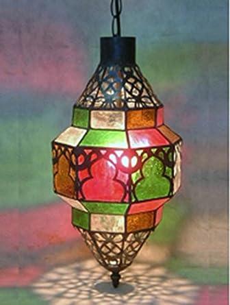 Lámpara de techo en el Tiffany estilo de protector de ...