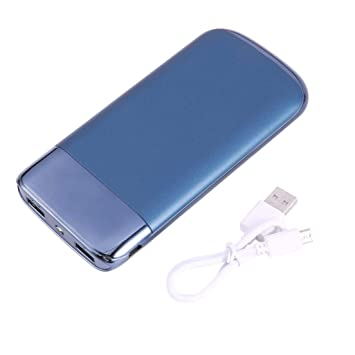 DFHJSXDFRGHXFGH-ES 20000mAh Mobile Power Bank Pantalla LCD ...