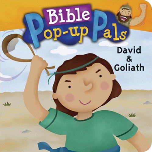 David & Goliath (Bible Pop-Up Pals)