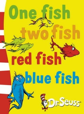 Read Online By Dr. Seuss One Fish, Two Fish, Red Fish, Blue Fish (Dr.Seuss Board Books) (New Ed) [Board book] ebook