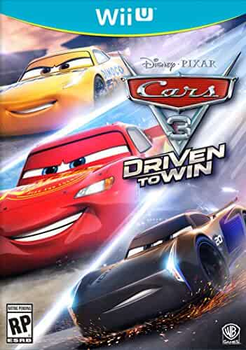 cars 3 driven to win nintendo switch video games. Black Bedroom Furniture Sets. Home Design Ideas