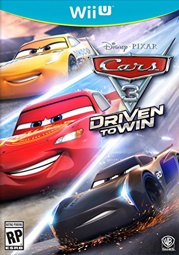Price comparison product image Cars 3: Driven to Win - Wii U