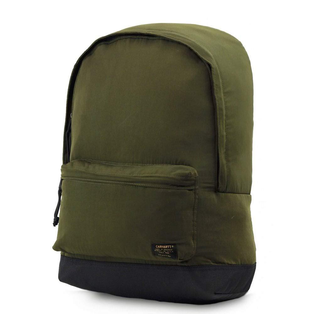 CARHARTT Ashton Backpack Cypress nero Schoolbag 1025407-2 Rucksack Carhartt bags