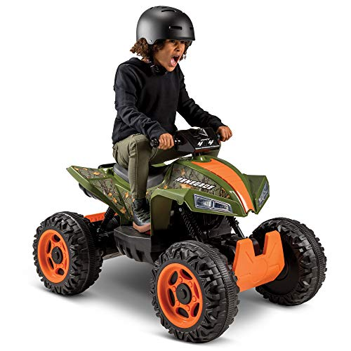 Huffy Ride On Truck Renegade w/ Lights, Sounds, MP3 Player