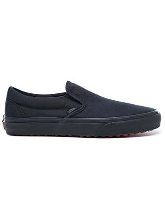 1a00f6d48e Amazon.com  Vans Men Classic Slip-On UC - Made for The Makers (Black ...