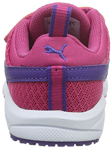 Puma Mädchen Carson Runner Nm V Outdoor Fitnessschuhe Pink (Fuchsia Purple-Prism Violet 04)