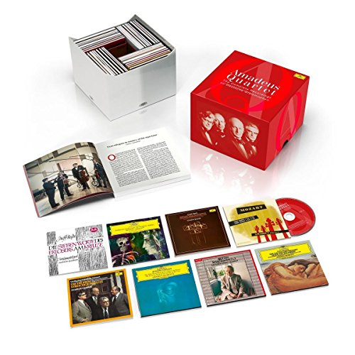 Amadeus Quartet - Complete Recordings On Deutsche Grammophon [70 CD]