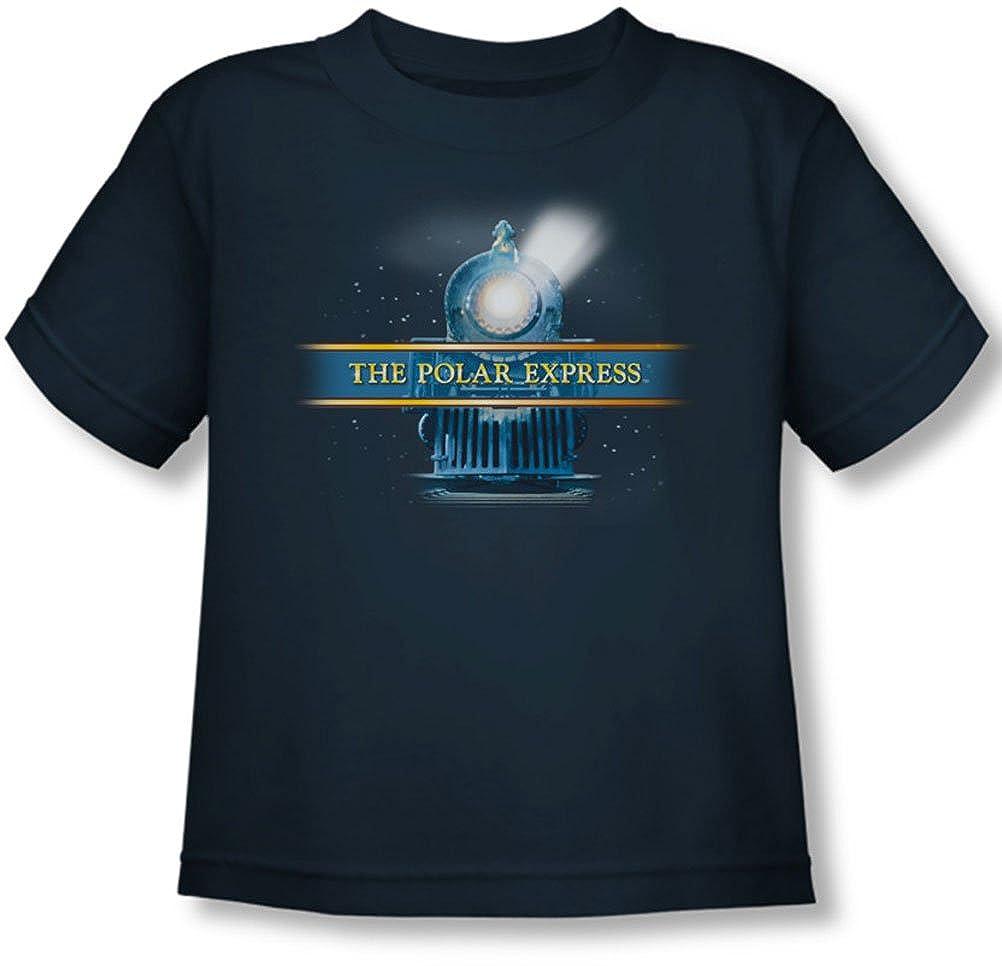Polar Express - Kleinkind Zug-Logo-T-Shirt