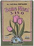 Down to Earth Organic Bone Meal Fertilizer 3-15-0, 5 lb