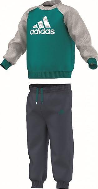 adidas Kinder Trainingsanzug I Sp Log Jogger