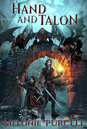 Hand and Talon (World of Kyrni Book 1) cover