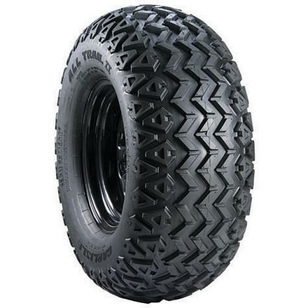 Carlisle All Trail Standard All Terrain Vehicle Tire - 23x10.5x12, 4 Ply / Front/Rear