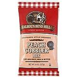 Calhoun Bend Mill Stone Ground Peach Cobbler Mix 8 oz