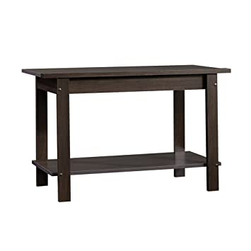 Amazon Com Sauder 413022 Beginnings Tv Stand For 37 Cinnamon