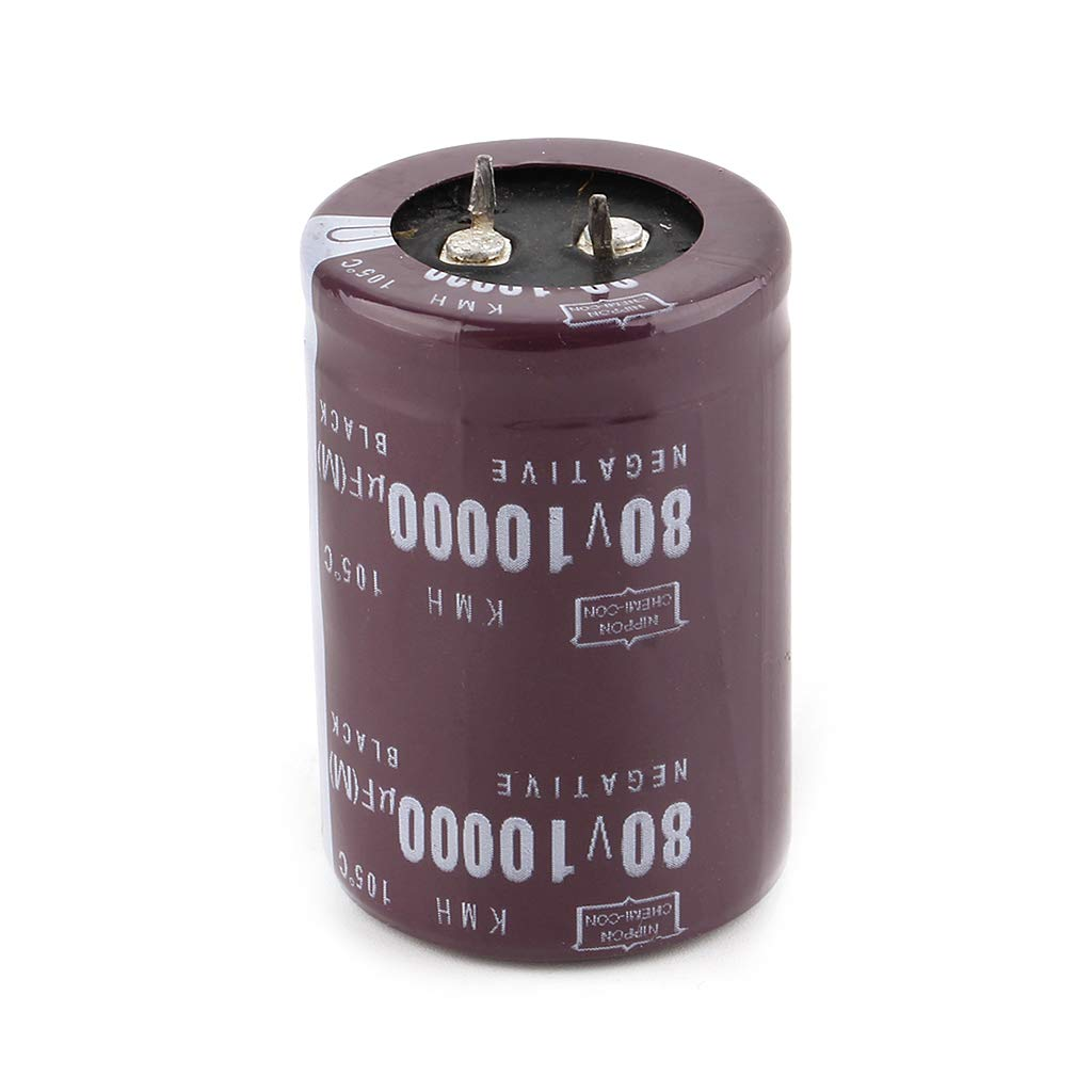 10000uF 80V Electrolytic Capacitor Hitano 35x55mm Series ELP SNAP IN