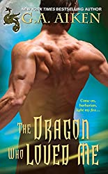The Dragon Who Loved Me (Dragon Kin series Book 8)