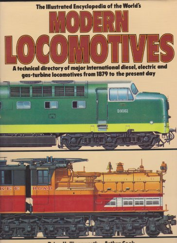 Christmas Loofa (Illustrated Encyclopedia of the World's Modern Locomotives)
