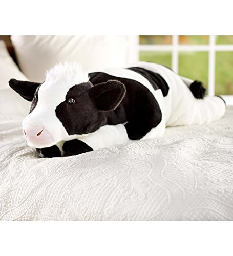 Wind & Weather Cow Body Pillow