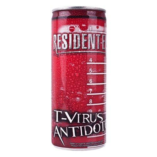Resident Evil TVirus Antidote Energy Drink
