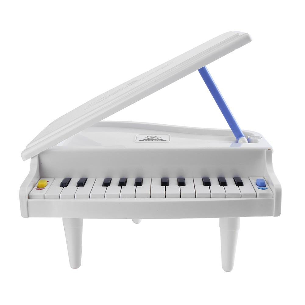 Chinatera Kids 14 Keys Electronic Piano Keyboard with LED Light Multi-function Musical Educational Developmental Toy Gift