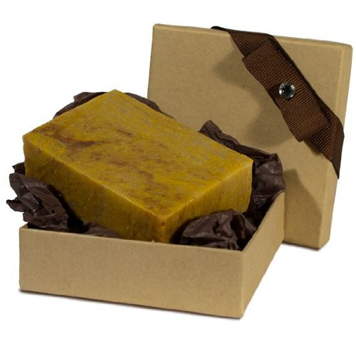 Patchouli 100% Natural Herbal Soap 4 oz made with Pure Essential Oils Gift Set