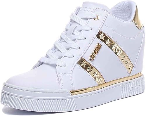 Guess FL5FAY Sneakers in Eco Pelle da Donna