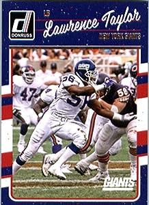 2016 Donruss #207 Lawrence Taylor New York Giants Football Card