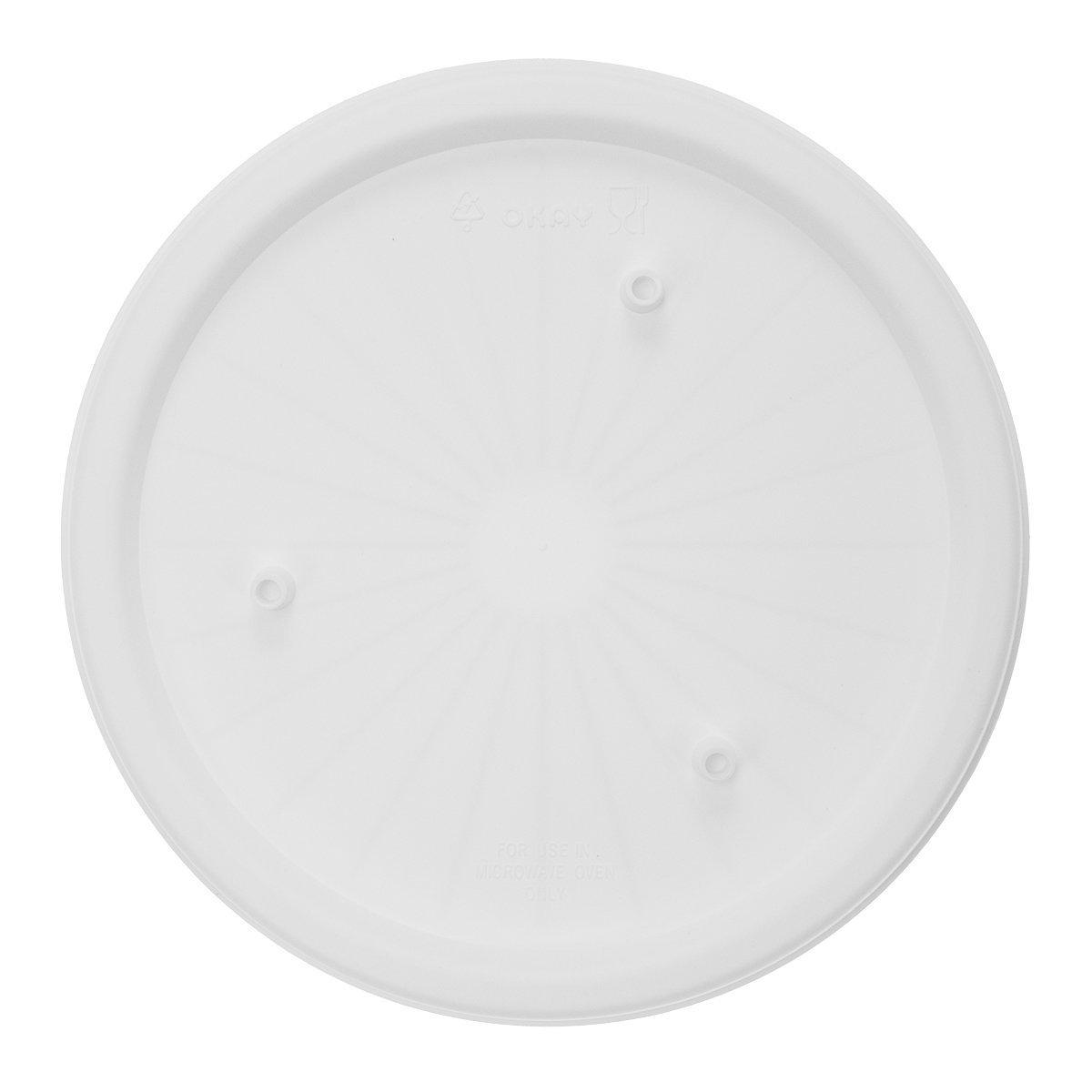 Amazon.com: Plato de pizza para Microondas, Cocina bacon ...