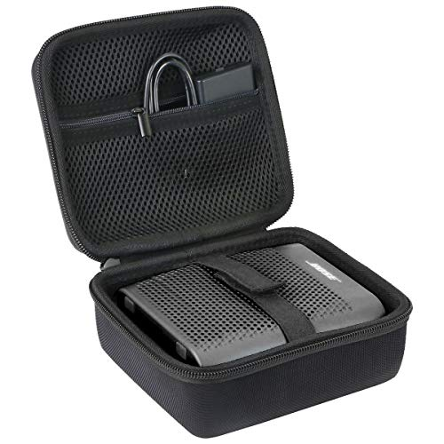 Aenllosi Hard EVA Carrying Case for Bose Soundlink Color II Wireless Speaker (Black)