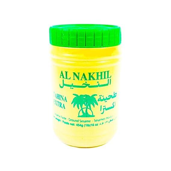 Al Nakhil 100% puro suelo libanés Tahini de sésamo