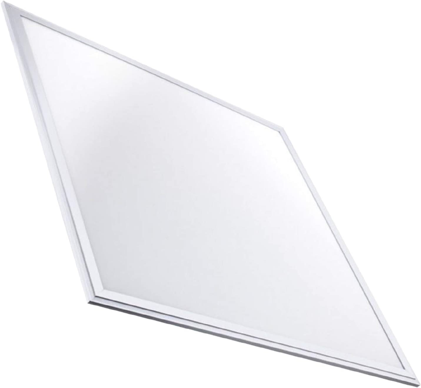 Pack 5x Panel Led slim 60x60 cm, 40 W. Color Blanco Neutro (4500K). 3600 Lumenes. Driver incluido. A++