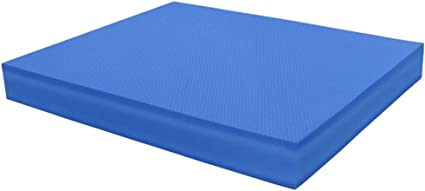 Stabilit/ät Und Koordinationstraining Versch Ideal Zum Training Von Gleichgewicht longrep Balance Pad 450 X 40 X 6 cm