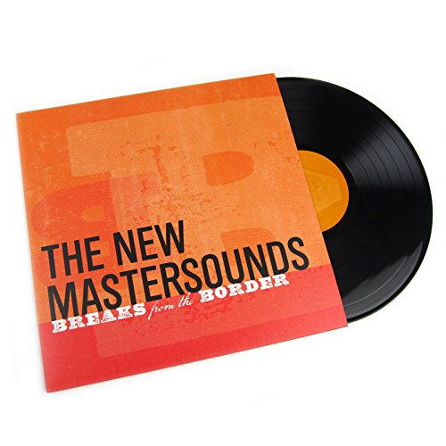 The New Mastersounds: Breaks From The Border Vinyl LP (The New Mastersounds Breaks From The Border)