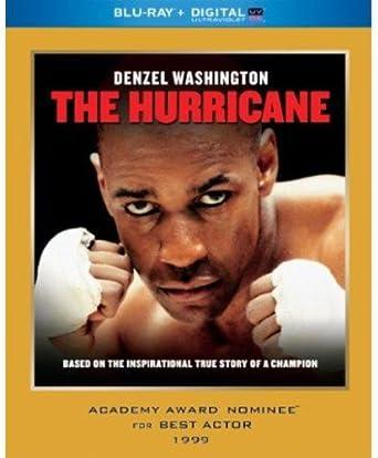 Hurricane [Blu-ray] [Import]: Amazon.ca: Denzel Washington, John Hannah,  Deborah Kara Unger, Liev Schreiber, Rod Steiger, Norman Jewison: DVD