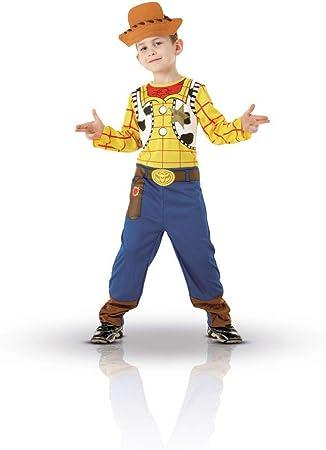 Rubie`s - Disfraz infantil de Woody clásico (884195-L): Amazon.es ...