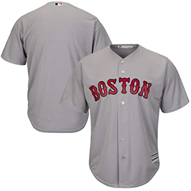 new product ebf34 85949 Amazon.com: MLB Officially Licensed Personalized Boston Red ...