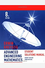 Advanced Engineering Mathematics, Student Solutions Manual Paperback