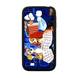 Happy Lady and the tramp Case Cover For samsung galaxy S4 Case