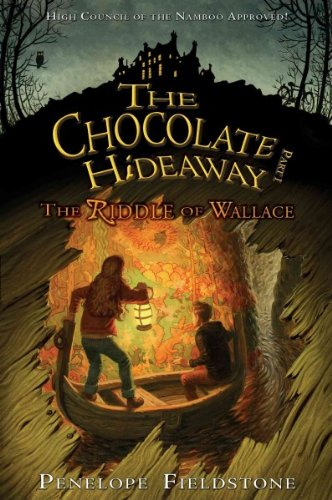 Download The Chocolate Hideaway: The Riddle of Wallace pdf epub