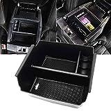 JOJOMARK for Jeep Wrangler JK and JKU Accessories 2011-2018 Center Console Organizer Tray (Console tray)