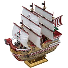 Model Kit - One Piece - Red Force Orthodox Sailboat Plastic Model Series ban201313