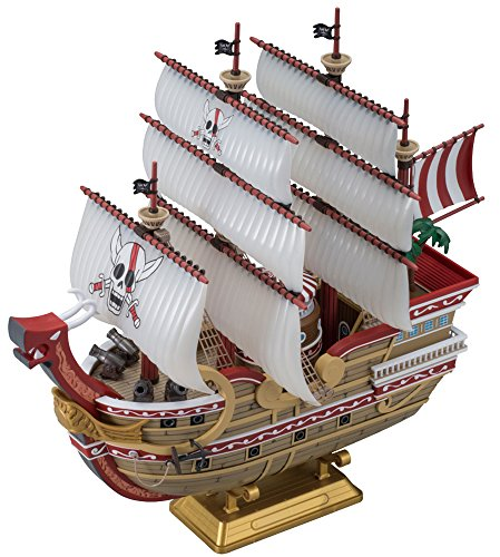 Bandai Hobby Sailing Ship Collection Red Force One Piece Model Kit from Bandai Hobby