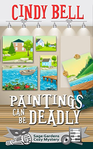 book cover of Paintings Can Be Deadly