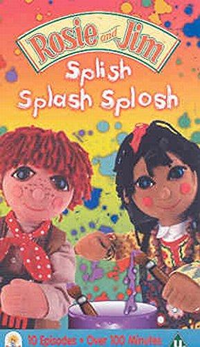 Rosie And Jim: Splish Splash Splosh [VHS]: Rosie and Jim