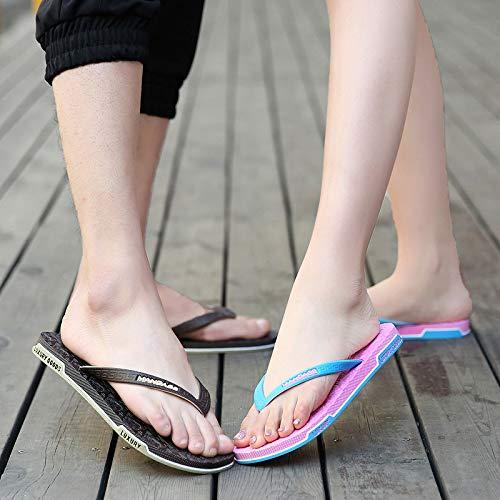 Slippers Roses Femmes Pour Bath Shoe Les En Qsy Été Large qRzOx8wt