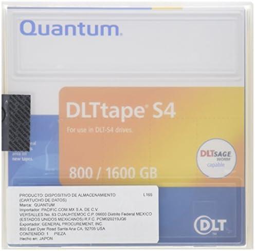 Quantum Data Cartridge, DLTtape S4